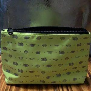 Urban Decay Lime Green Makeup Bag